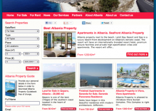 Albania Property in the News: New Albanian Real Estate Portal