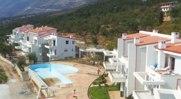 Villas and Apartments for sale in Dhermi – Dhermi Resort